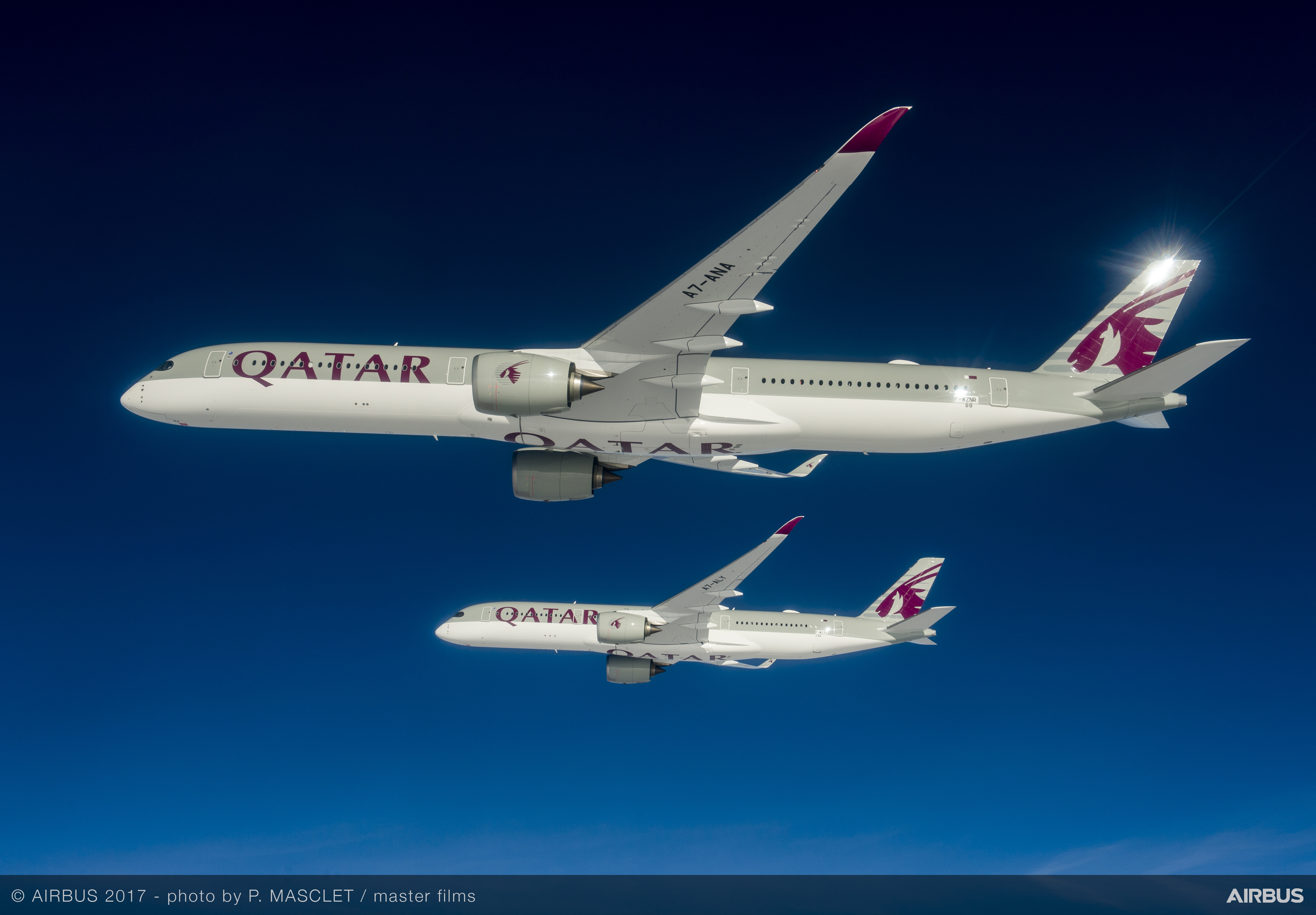 Qatar A350-1000