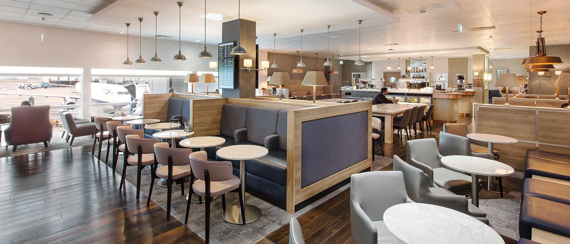 Aspire Heathrow Lounge 3