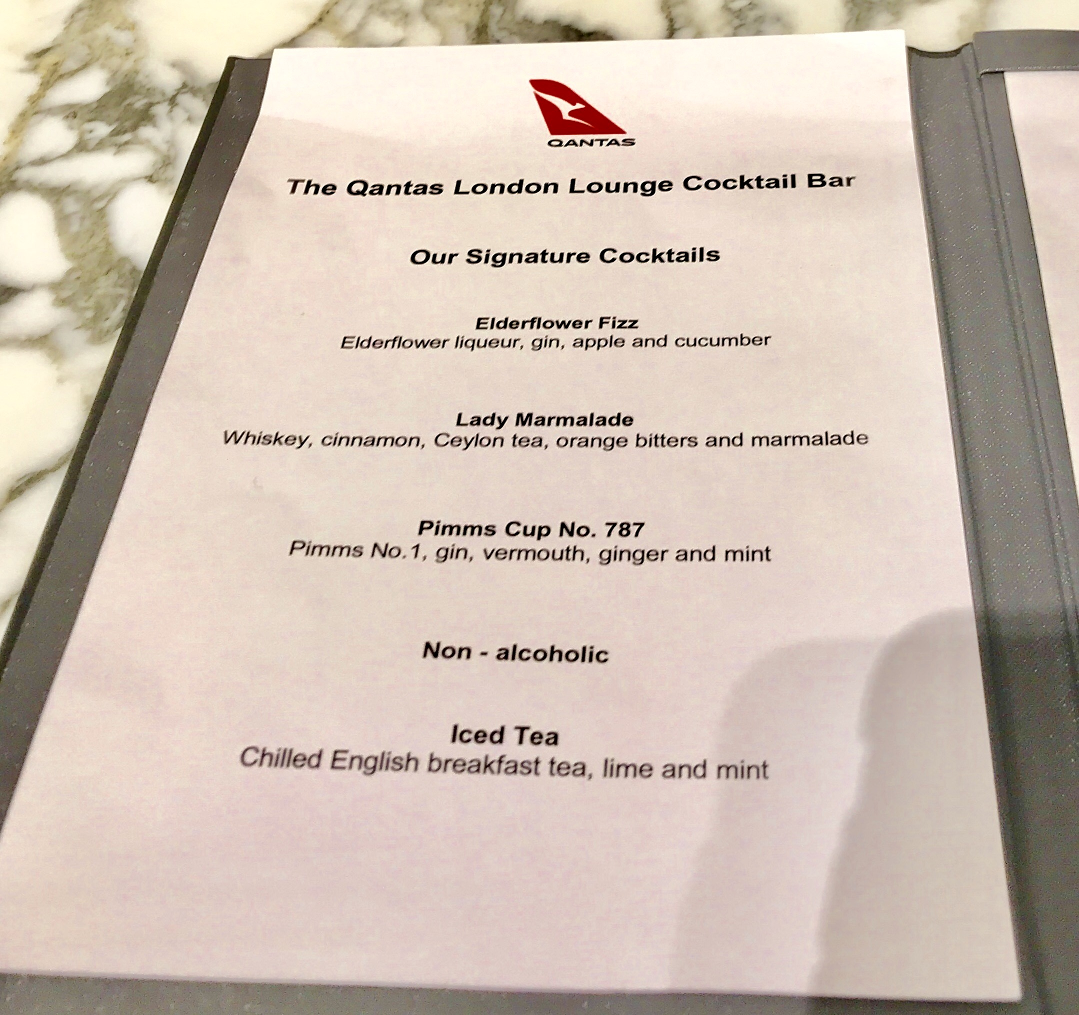 Qantas business & first class new heathrow lounge review T3