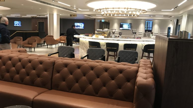 Ba Lounge Terminal 3 >> Which Is The Best Oneworld Lounge At Heathrow Terminal 3