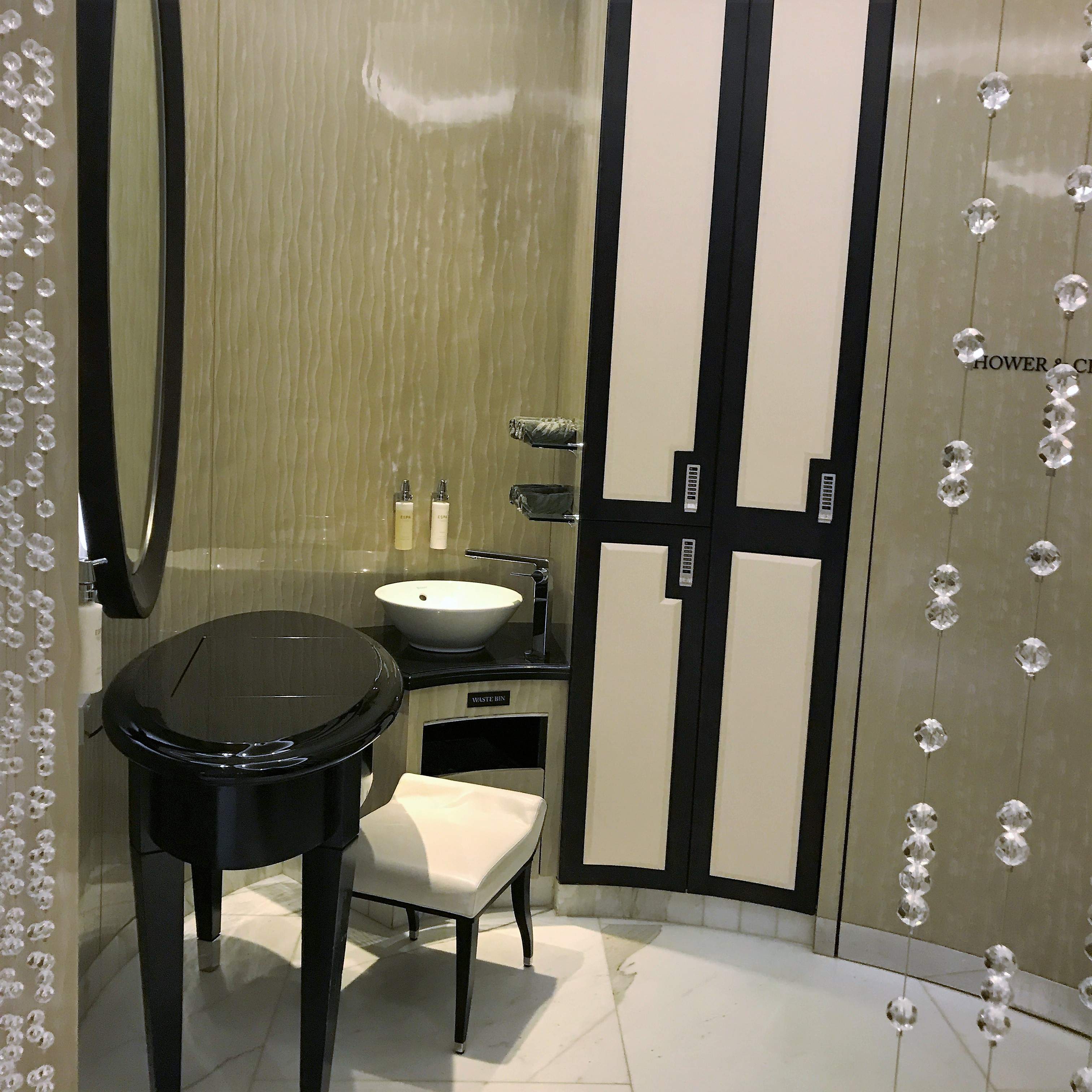Corinthia London hotel review ESPA spa