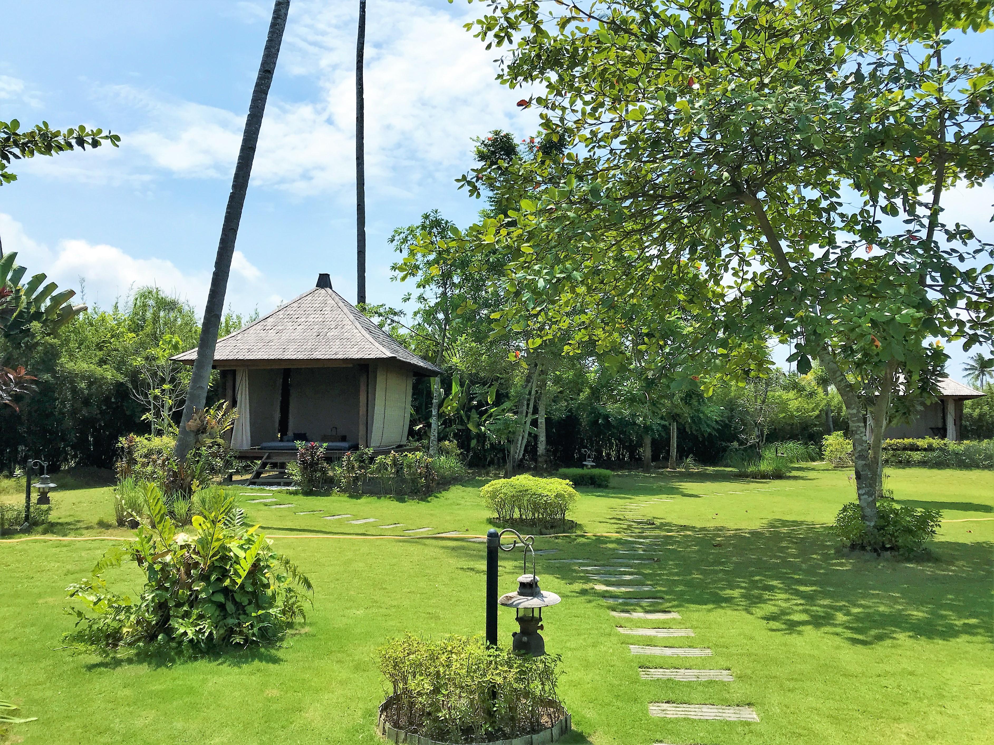 The Sanchaya spa