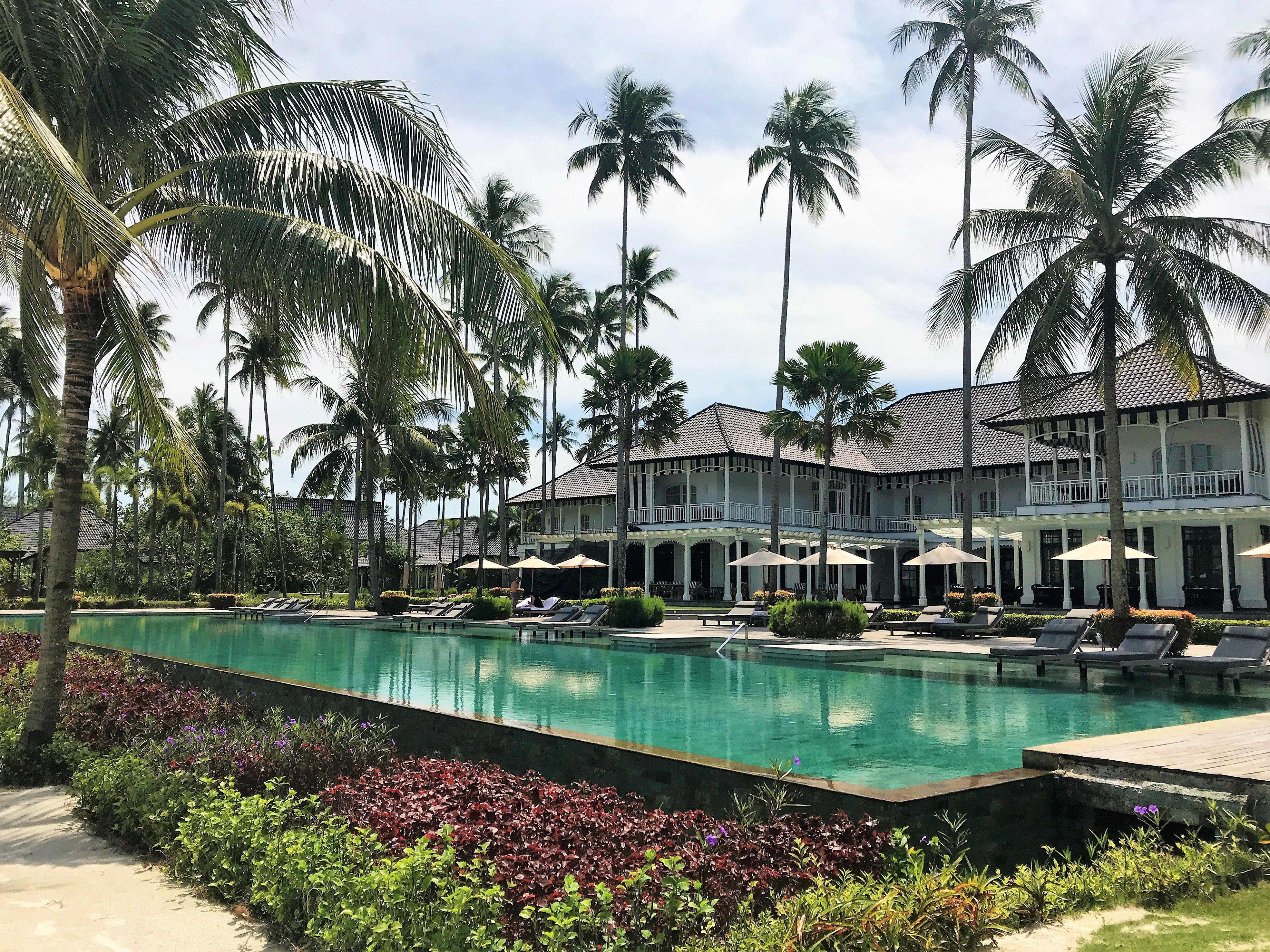 The Sanchaya review pool