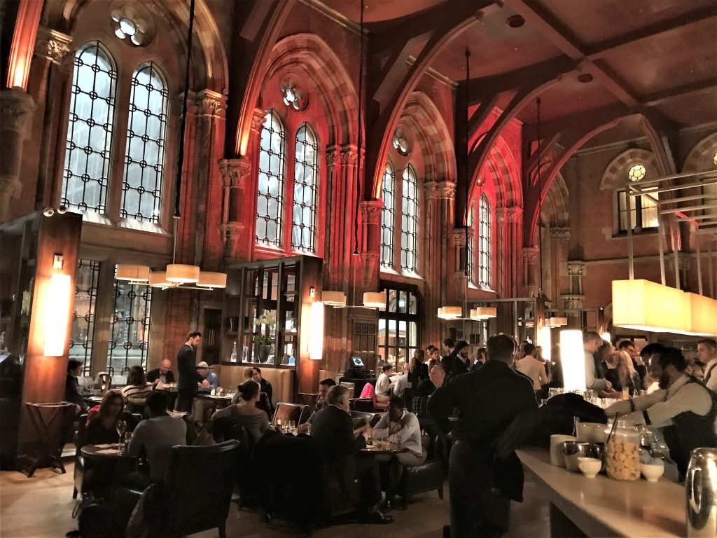 St Pancras Renaissance Hotel London Review Turning Left For Less