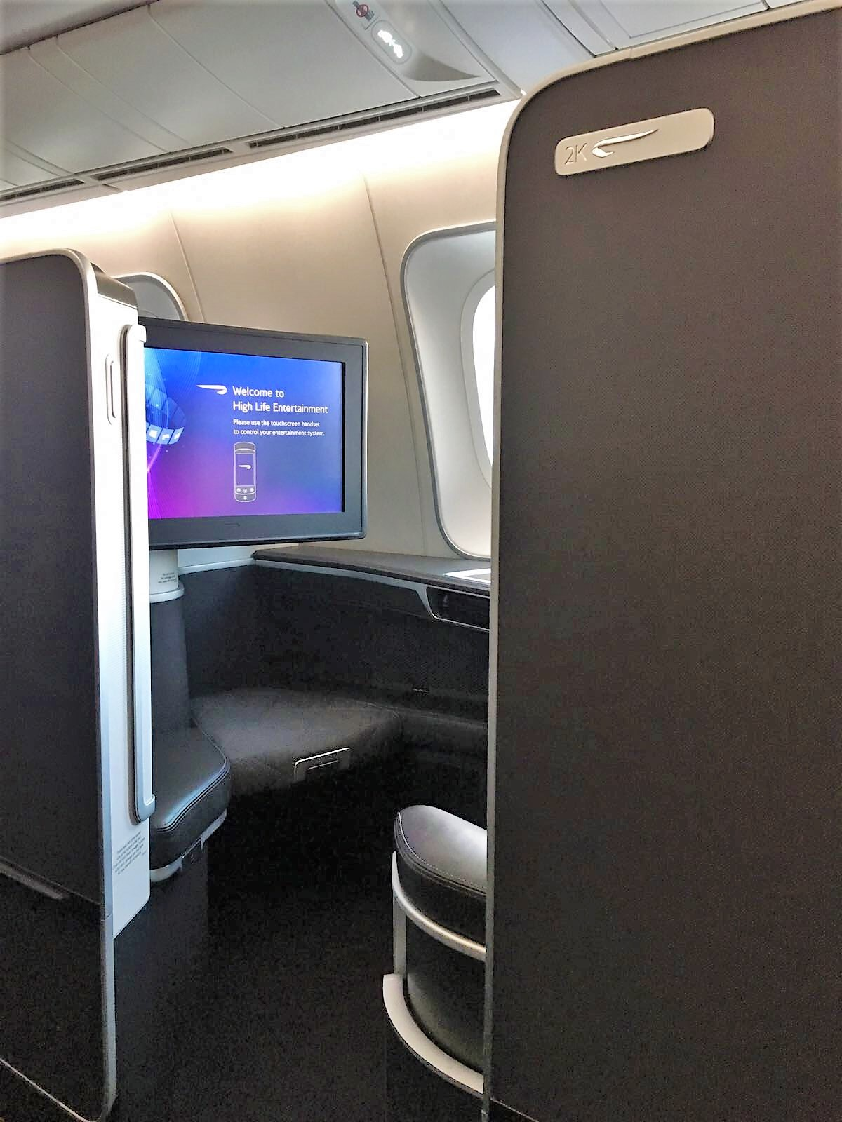 BA B787-900 Club Europe review