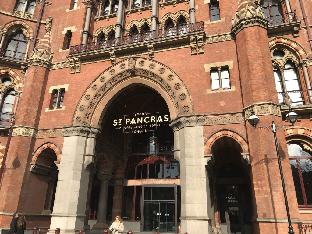 St Pancras Renaissance Hotel London review