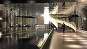 Qatar A380 business class review - Doha to London night flight
