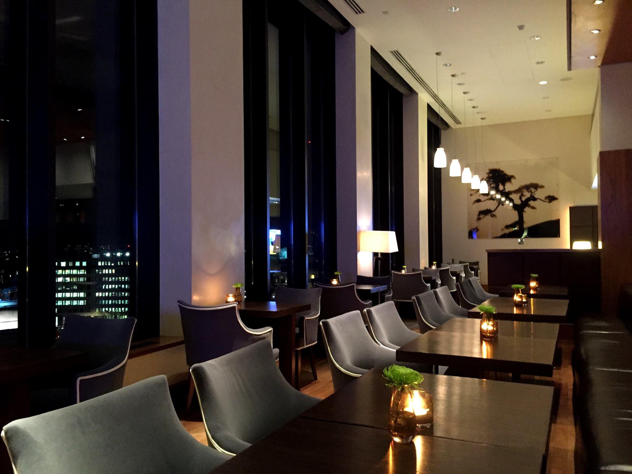 Intercontinental London Park Lane review Club Intercontninetal