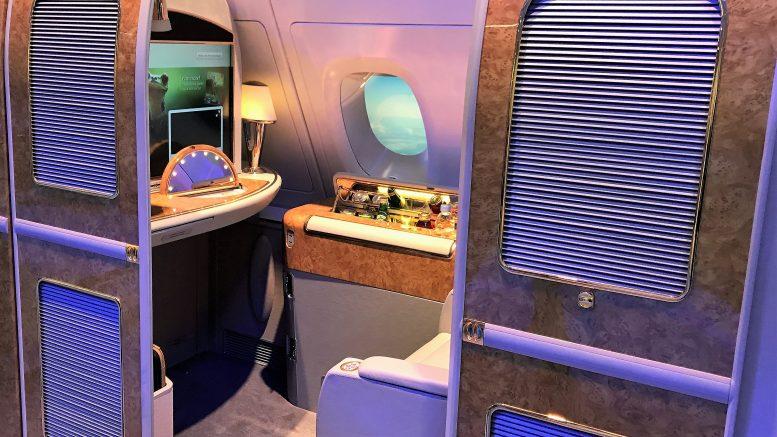 Emirates First class sale