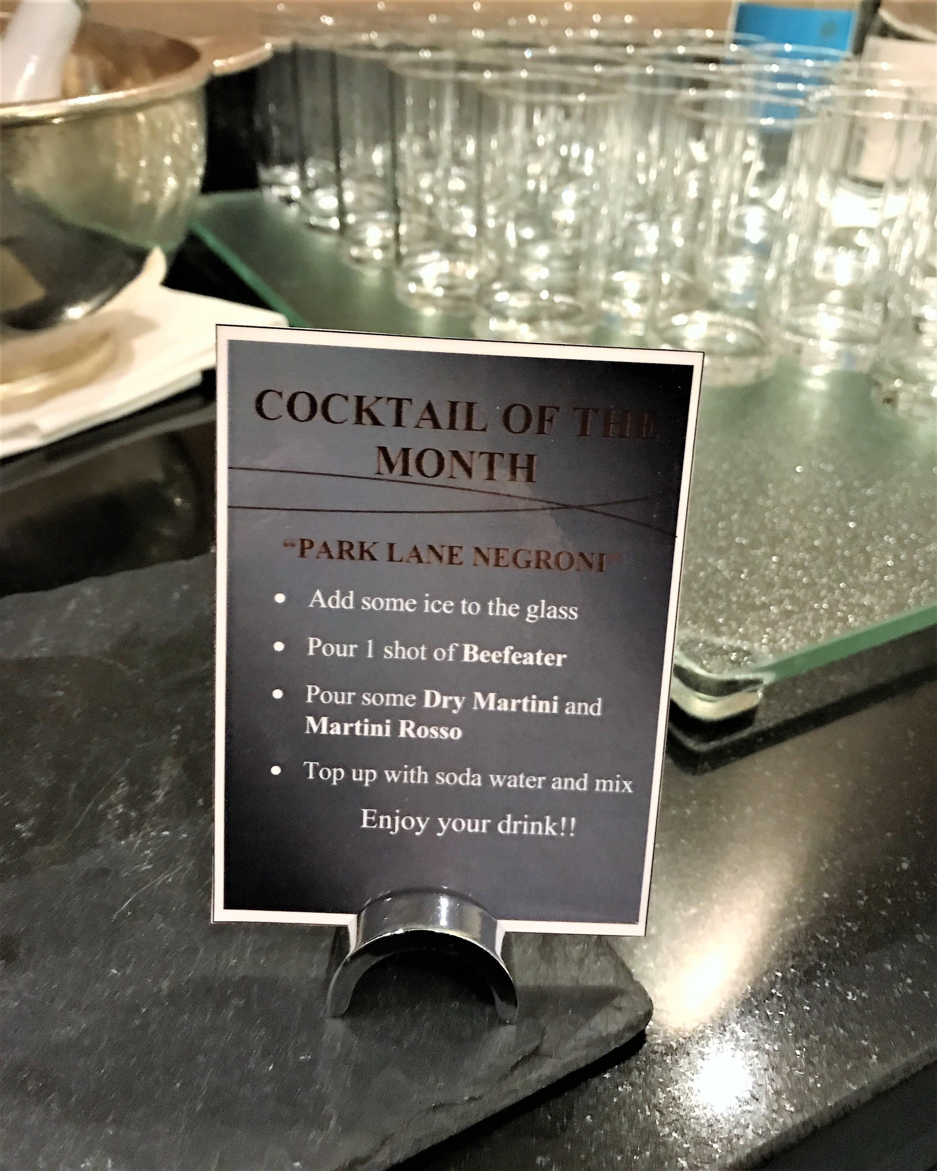 London Hilton on Park Lane review