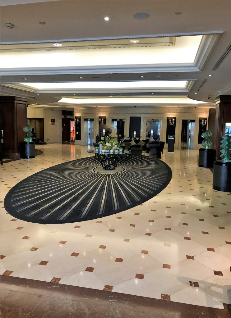 London Hilton on Park Lane review