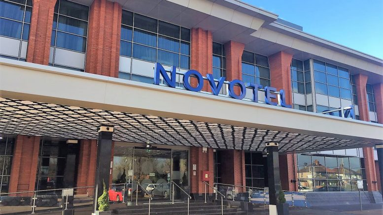 Novotel Heathrow Terminal 1,2,3 review