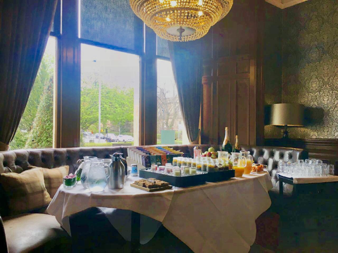 Hotel du Vin Glasgow review