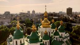 Saint Sophia Monastery Kiev