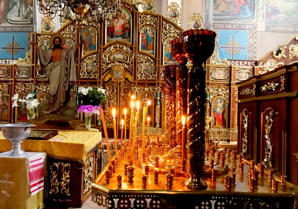 Florivsky Monastery Kiev