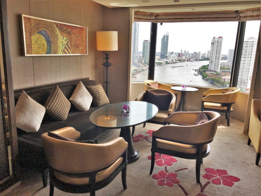 Shangri-La Hotel Bangkok review