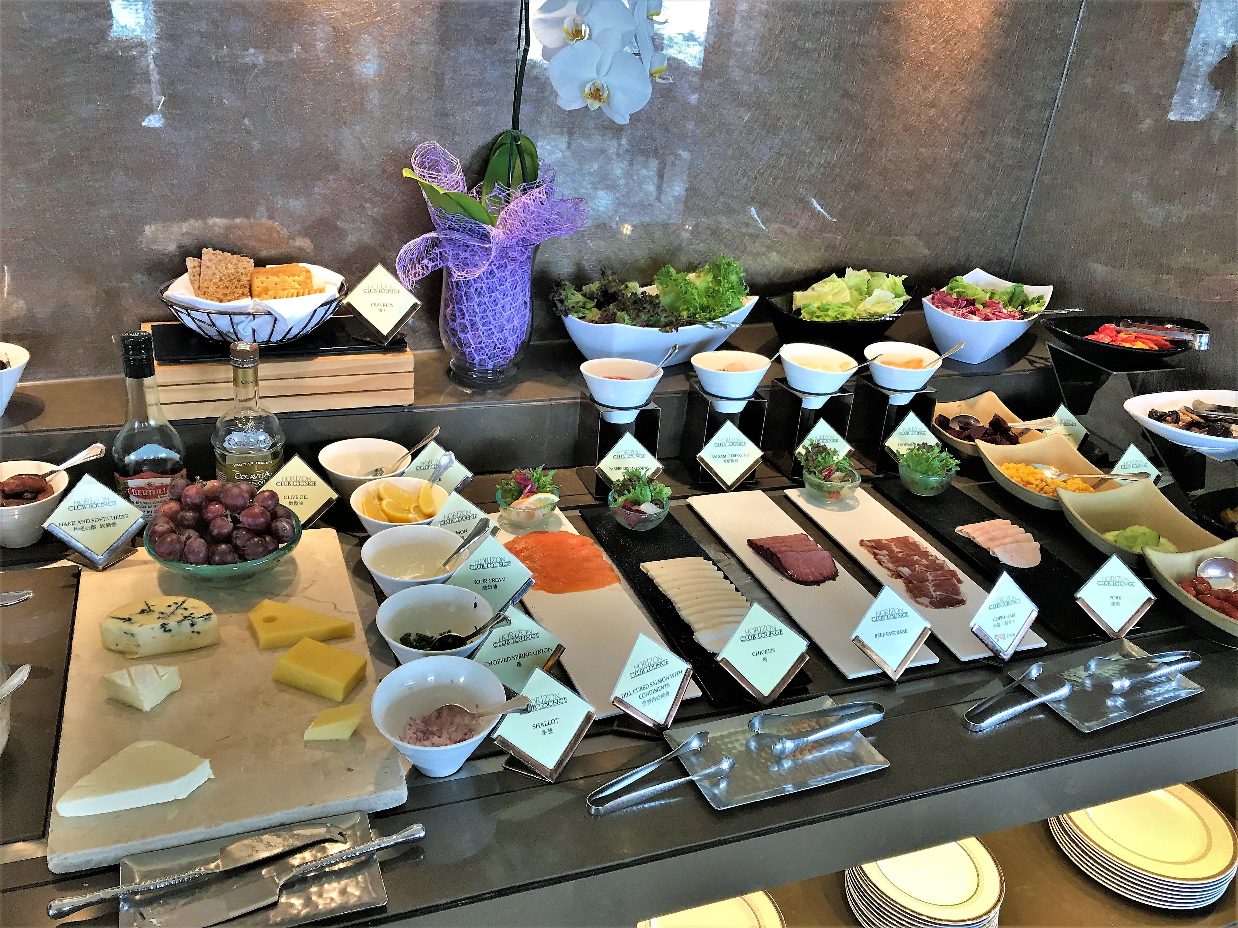 Shangri-La Hotel Bangkok review breakfast
