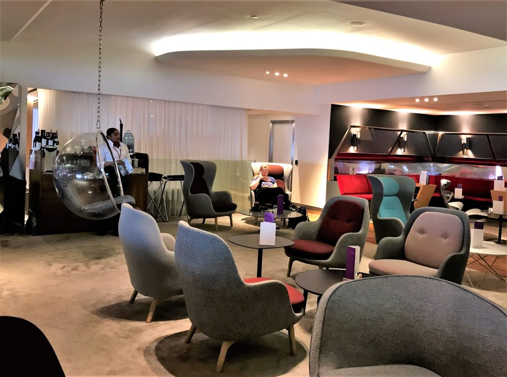 Virgin Clubhouse heathrow review