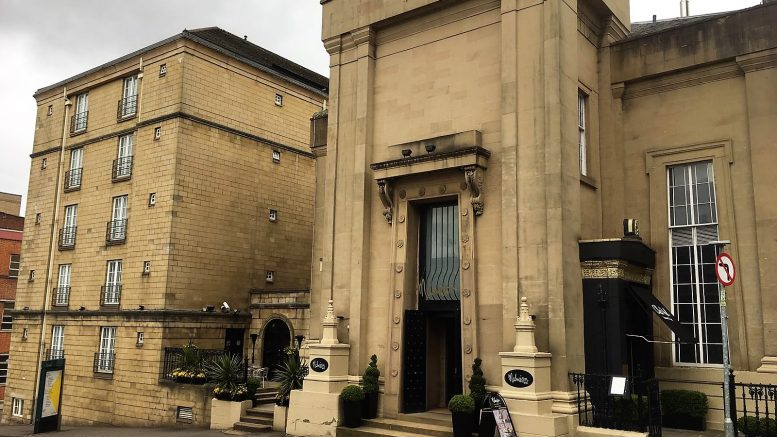 Malmaison Hotel Glasgow Review