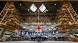 BA royal wedding flight - I do crew