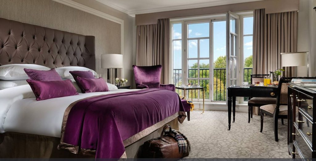 Intercontinental dublin review