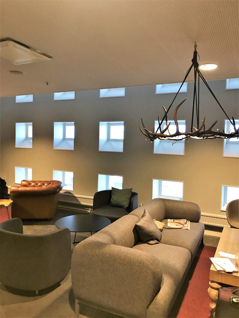 Menzies Aurora Lounge