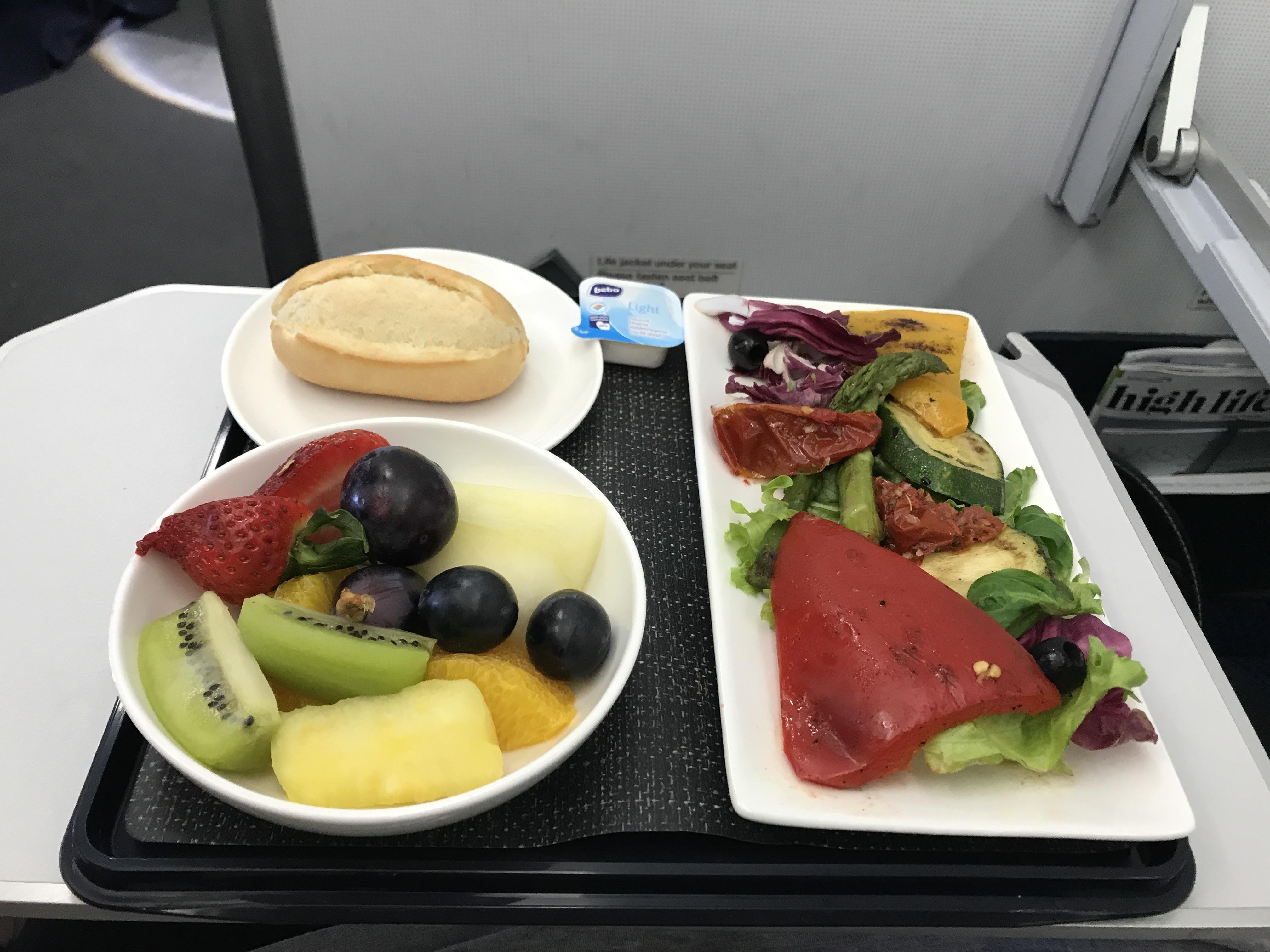 Ba special meals