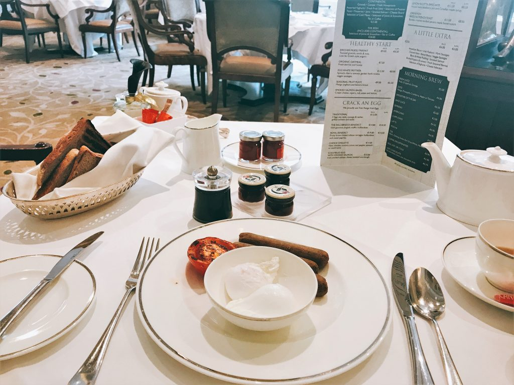 InterContinental Hotel Dublin review