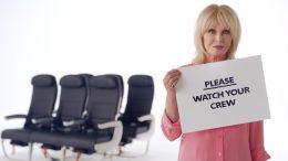BA safety video