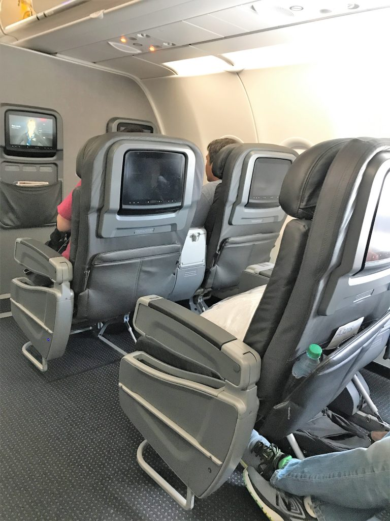 American Airlines First to Los Angeles-Honolulu domestic review & LAX Flagship First lounge