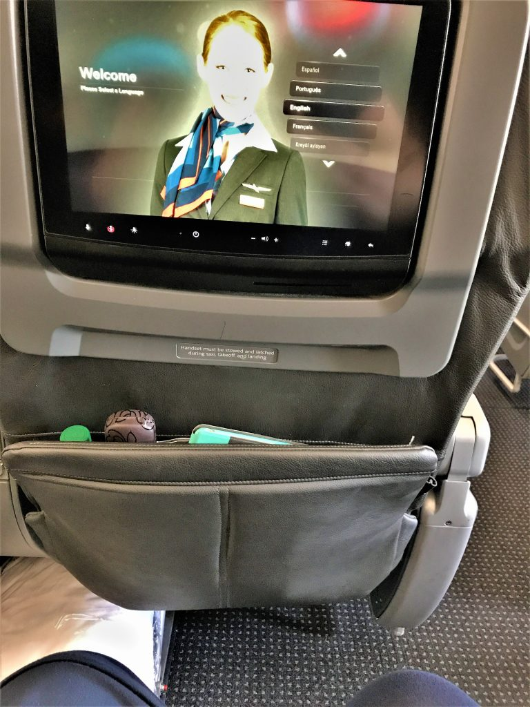 American Airlines First to Los Angeles-Honolulu domestic review