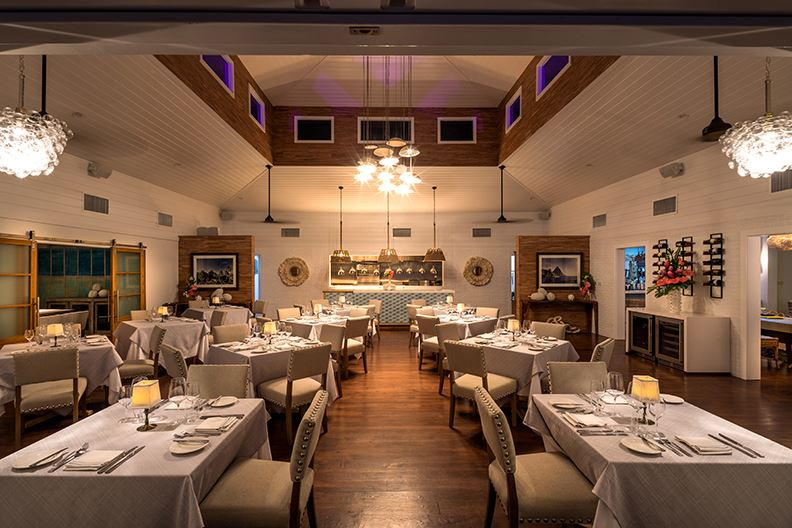 Serenity at Coconut Bay St Lucia hotel review great house restaurant