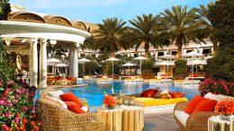 Encore by Wynn hotel Las Vegas review european pool
