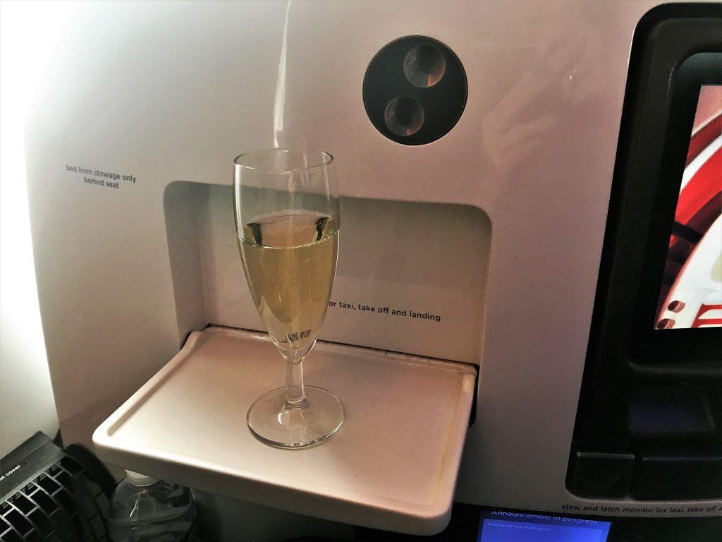 Virgin Atlantic B787 Upper Class night flight review