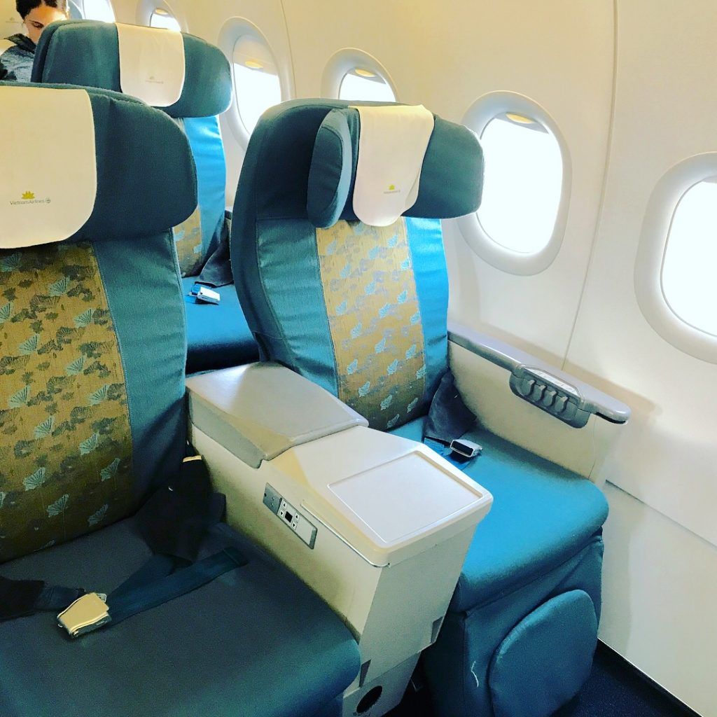 Vietnam business class (domestic)