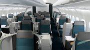 Aer Lingus business class A330