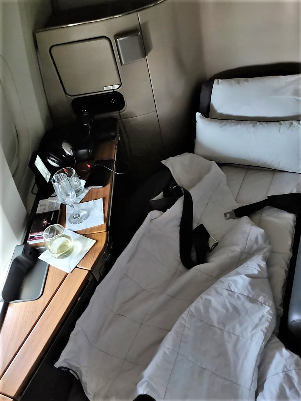 AA International First review bed