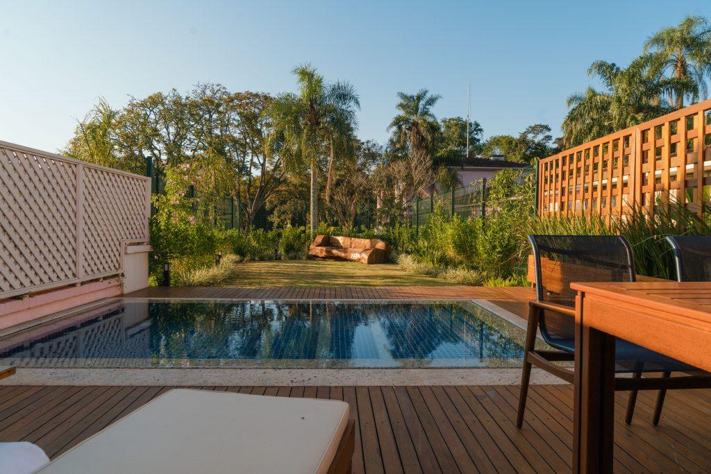 Belmond Hotel das Cataras at Iguassu Falls, Brazil pool suite