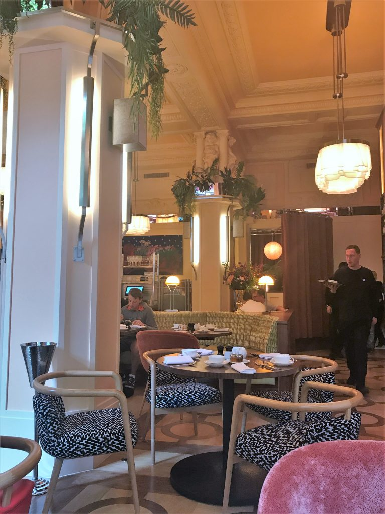 Principal London review breakfast