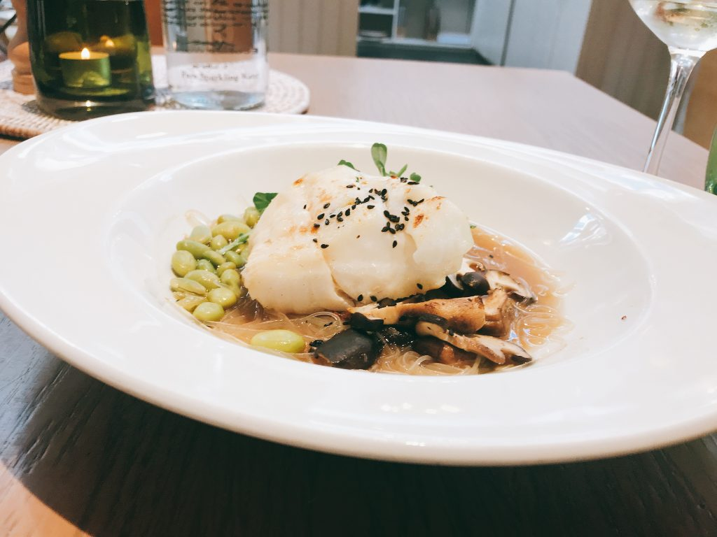 Champneys Spa Forest Mere - spa break review miso cod