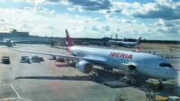 Iberia A350 business class short haul full review