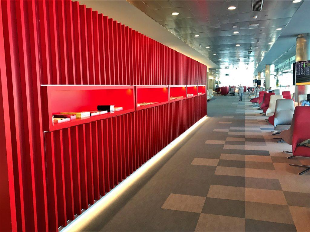 Iberia Madrid Velazquez lounge review