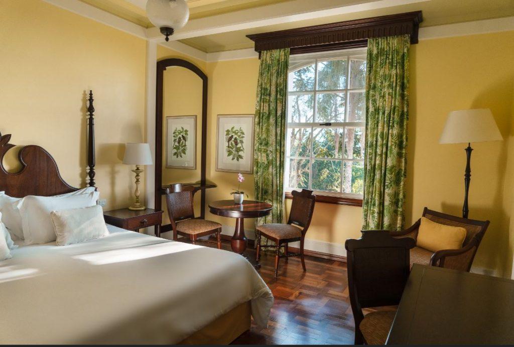 Belmond Hotel das Cataras at Iguassu Falls, Brazil deluxe room