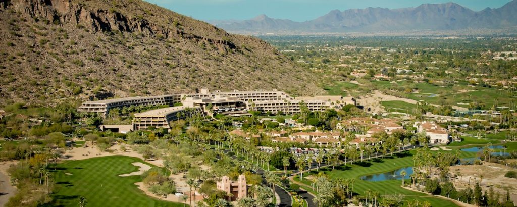 The Phoenician Hotel, a Luxury collection hotel, Scottsdale, Phoenix review