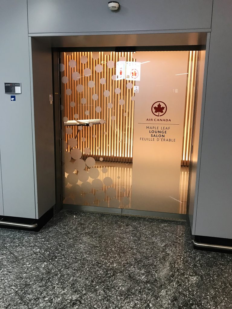 LATAM B787 business class review - Frankfurt to Madrid  air canada lounge