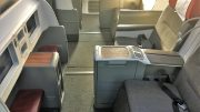 LATAM B787 business class review - Frankfurt to Madrid