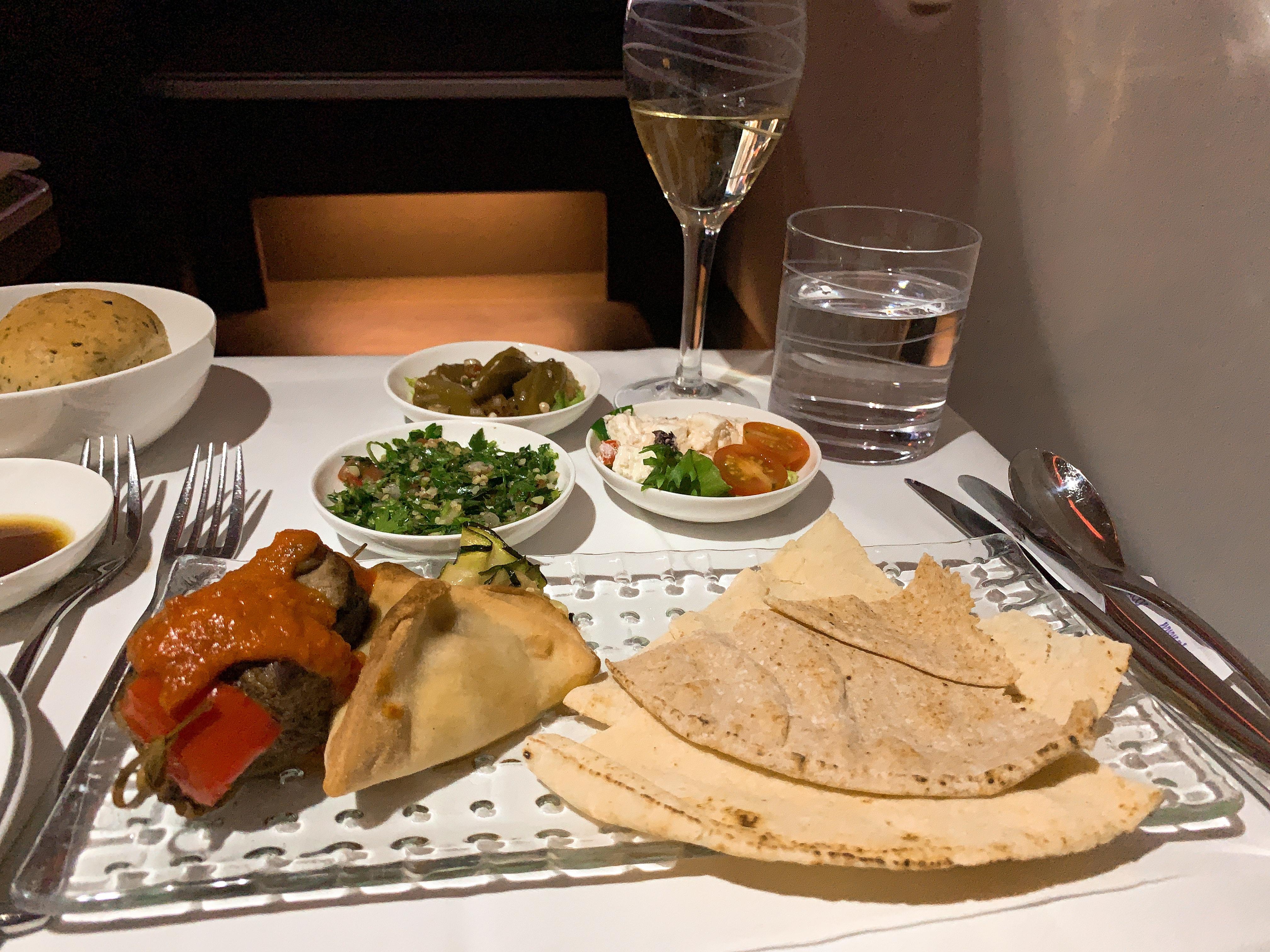 Oman Air A330 business class review- as good as Qatar