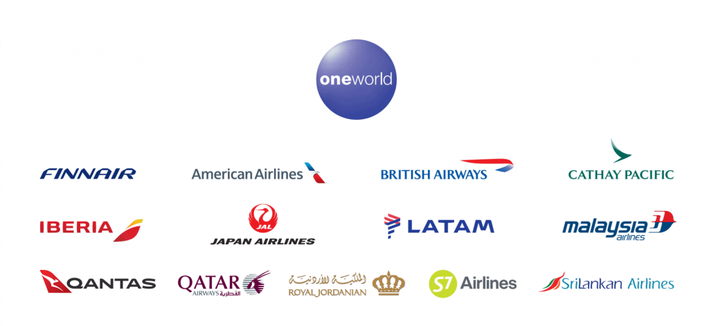 oneworld-member-airlines