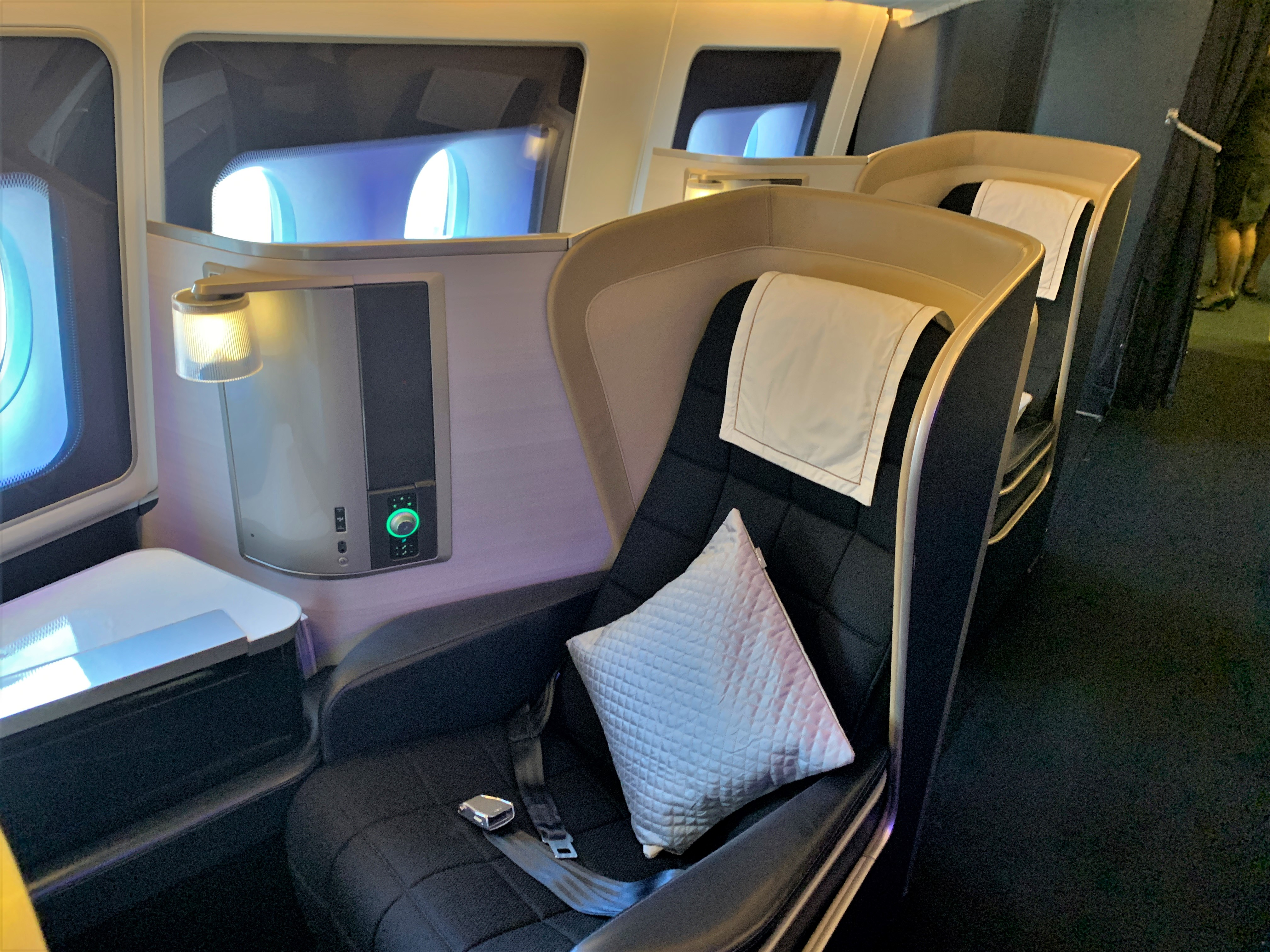 BA 777 First Class Review | B777 to Shanghai review