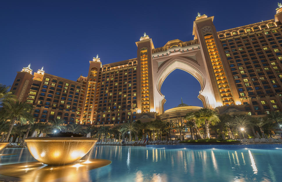 Atlantis the Palm hotel Dubai review - Turning left for less